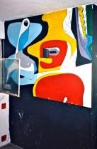 *****AG - Mural - Eileen Gray House- AG 8