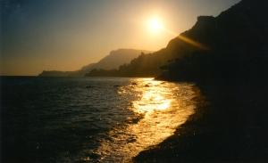 *Beach Cap Martin - AG 1