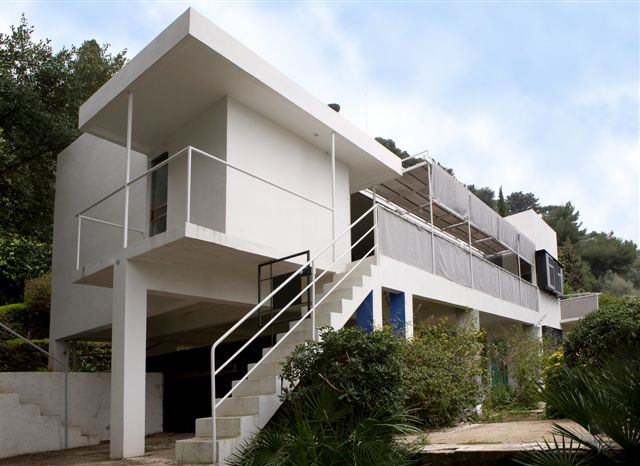 E 1027 Eileen Gray house of usher eileen gray le corbusier and the strangely twisted