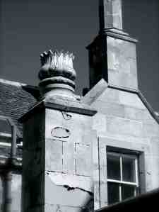 ***CUMBRAE House, Chimney Pot copy