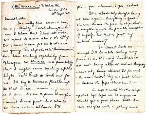 EG Ltr 1945, 2 copy