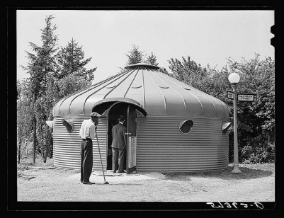 No. 1Dymaxion House