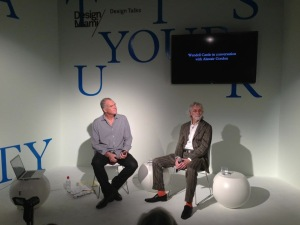 ****AG & Wendell Castle, Design Miami Talk, Dec. 7, 2012 copy