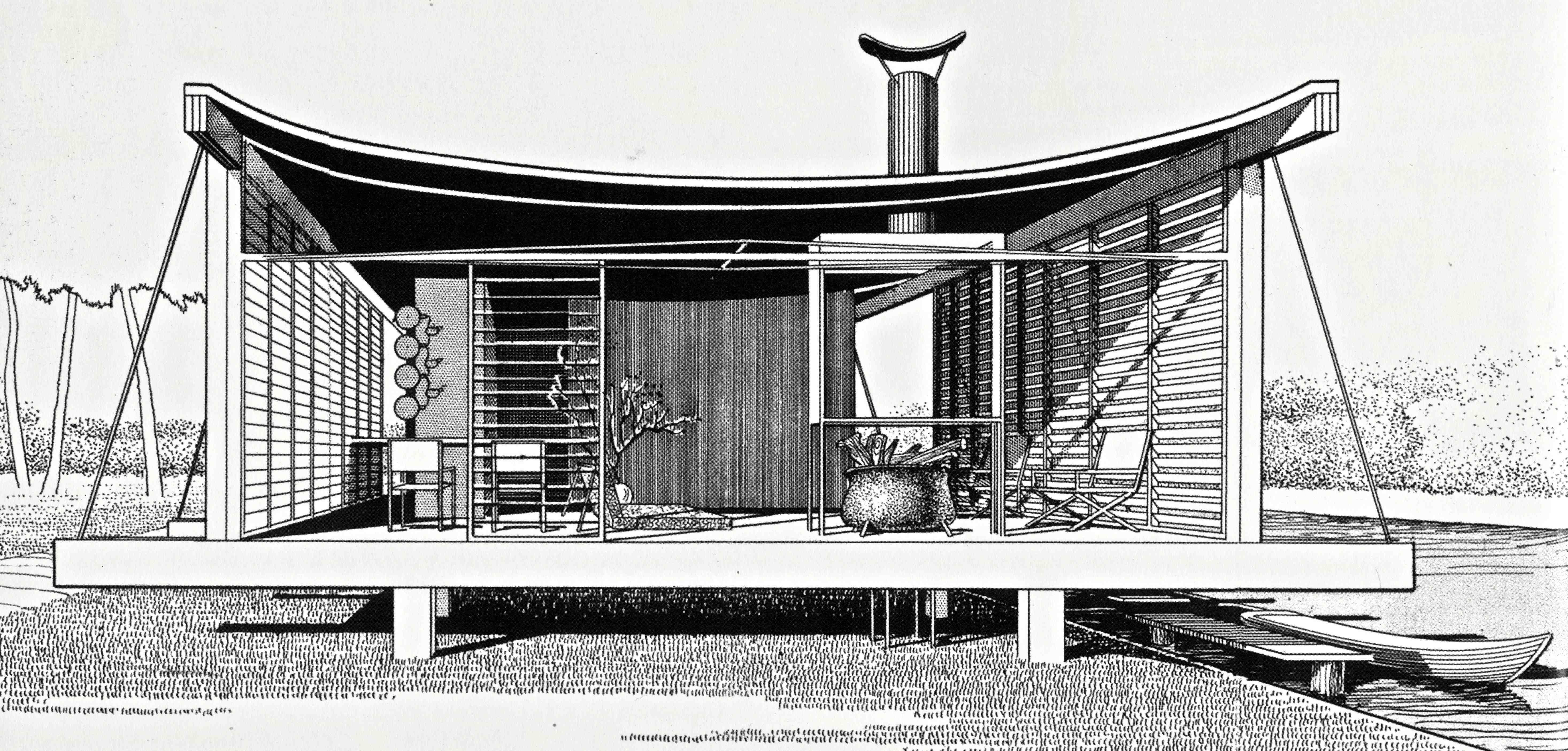 cocoon house alastair gordon