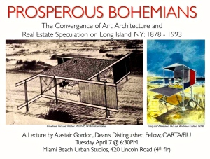 ****Flyer for %22PROSPEROUS BOHEMIANS%22 @ MBUS, April 7, 2015 - AG copy 3