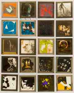 ****FOR ALASTAIR GORDON'S LECTURE, %22INFINITY MACHINES%22, November 12, 2014 @ MBUS, Handmade Glass Slides for Electric Circus, by Tony Martin copy