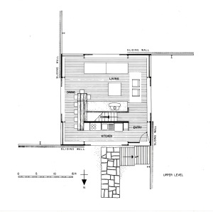Pinwheel House, Water Mill, NY, 1954, Peter Blake architect