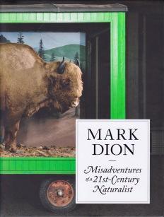 *Mark Dion book cvr