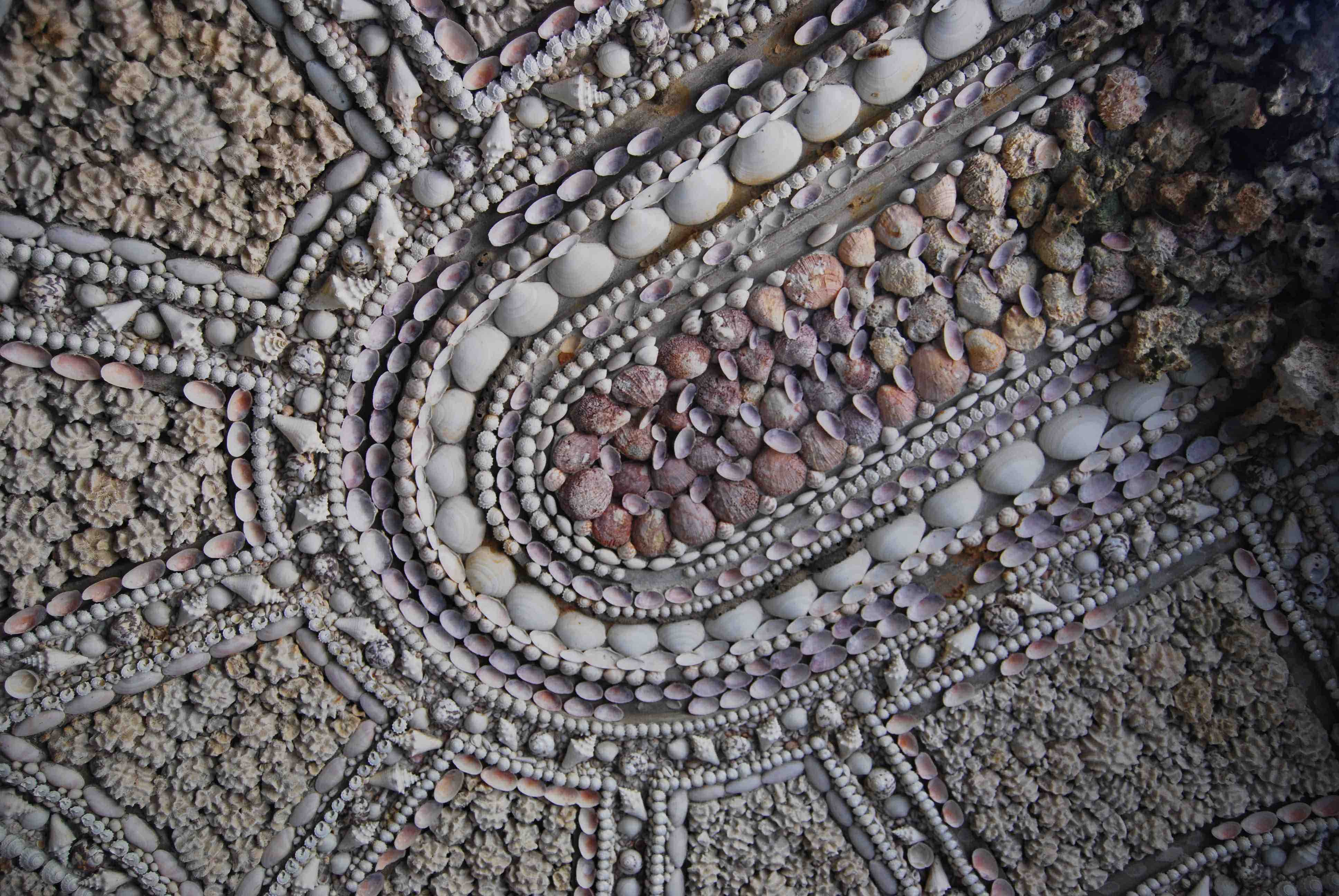 *****Shell Ceiling, Vizcaya-1 copy