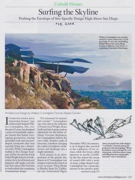 (1) Surfing the Skyline (AD, Feb. 2008)