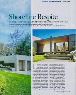 Shoreline Respite, Barnes Coy, (Oct. 2008, AD)