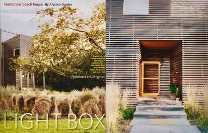 Light Box (Steven Holl), Town & Country